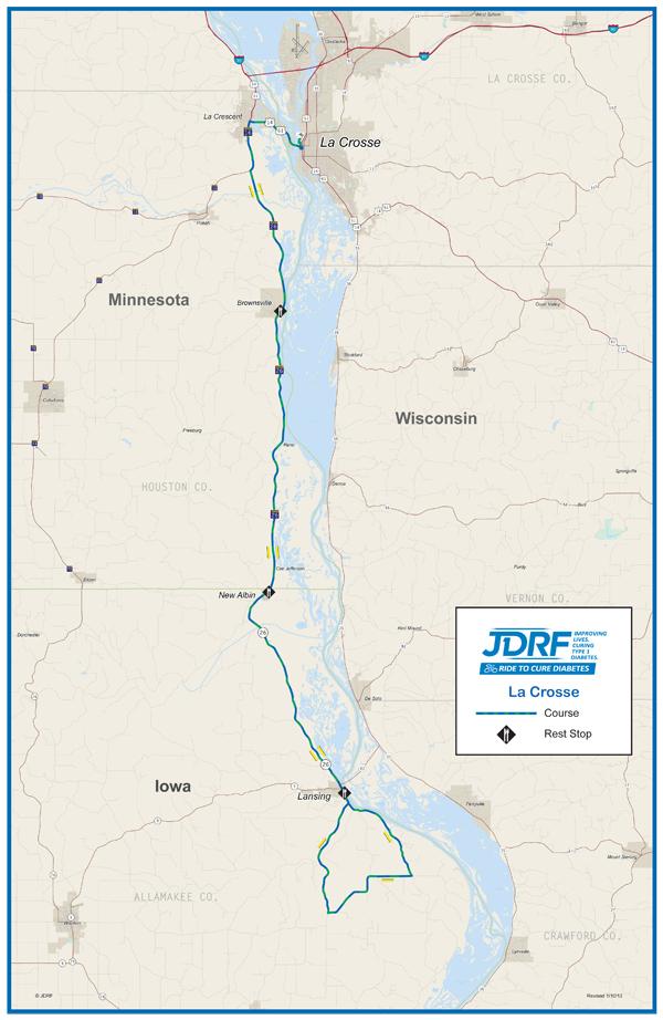 2016 15 Jdrf Wi Map Jpg
