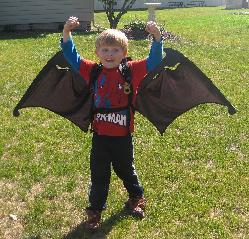 Even super heroes get diabetes. Help us kick diabetes to the curb for Owyn and all others who suffer.