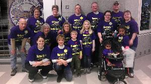 "2012 ""Reece's MONSTER Trucks"" Walk Team Picture"